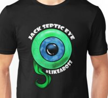 Jack Like A Boss Big Eye Unisex T-Shirt