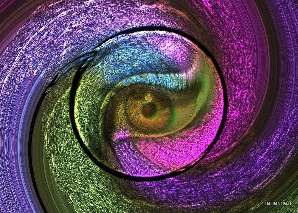 Eye-shadow by ienemien
