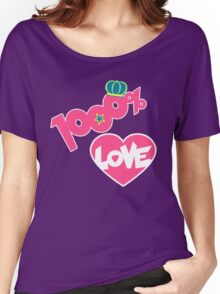 1000% LOVE! Women's Relaxed Fit T-Shirt