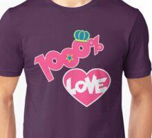 1000% LOVE! Unisex T-Shirt