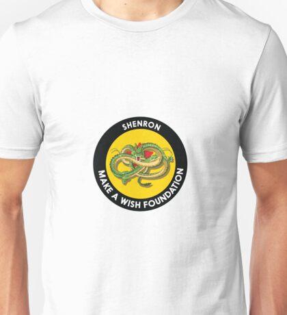 Shenron Make A Wish Foundation Unisex T-Shirt
