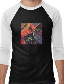 The Joy of Design II Men's Baseball ¾ T-Shirt
