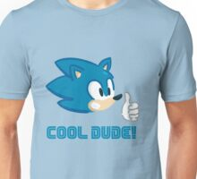 Cool dude! Sonic Unisex T-Shirt