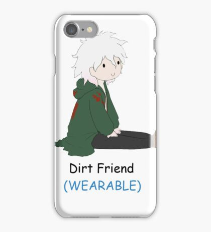 Dirt Friend (WEARABLE) iPhone Case/Skin