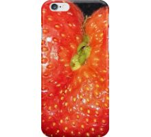 Strawberry of Heart iPhone Case/Skin