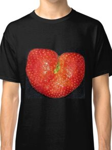 Strawberry of Heart Classic T-Shirt
