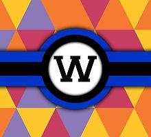 Monogram W by Bethany-Bailey