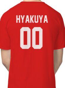 Seraph of the End - Jersey (Hyakuya)  Classic T-Shirt