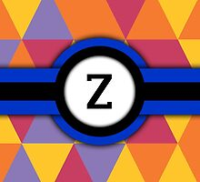 Monogram Z by Bethany-Bailey