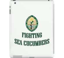 University of Guam Fighting Sea Cucumbers iPad Case/Skin