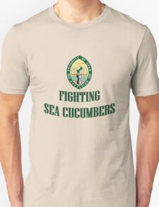 University of Guam Fighting Sea Cucumbers Unisex T-Shirt