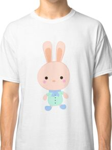 Kids cartoon bunny Classic T-Shirt