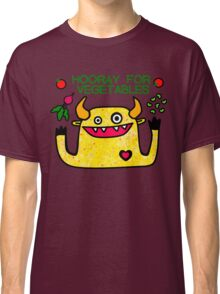 Hooray for Vegetables Classic T-Shirt