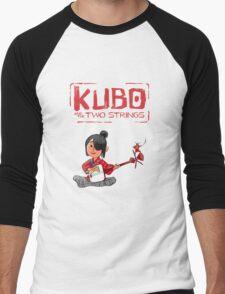 Kubo Movie Men's Baseball ¾ T-Shirt