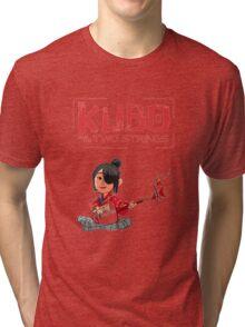 Kubo Movie Tri-blend T-Shirt