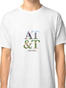 AT&T Coordinates Classic T-Shirt
