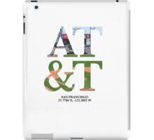 AT&T Coordinates iPad Case/Skin