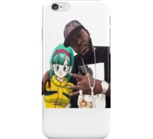 Bulma triple OG. (Back) iPhone Case/Skin