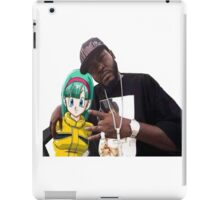 Bulma triple OG. (Back) iPad Case/Skin