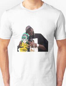 Bulma triple OG. (Front) T-Shirt