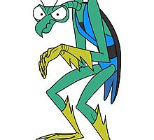 Zorak by Leebo616