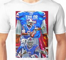 Tyrod Taylor - Name Series Unisex T-Shirt
