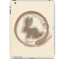 Desk Rabbit iPad Case/Skin