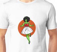Martian Girl Unisex T-Shirt