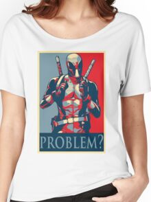 problem Women's Relaxed Fit T-Shirt