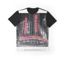 Radio City Music Hall Graphic T-Shirt