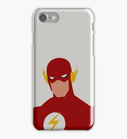 Flash Minimalism iPhone Case/Skin