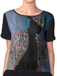 The Comedian Chiffon Top