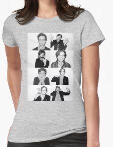 matthew gray gubler Womens Fitted T-Shirt