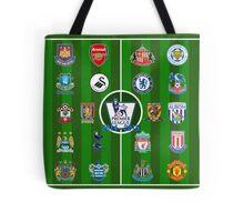 EPL~English Premier League 2014~2015 Tote Bag