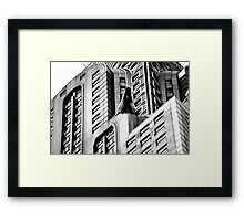 Art Deco... ness > Framed Print