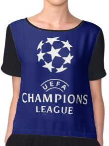 CHAMPIONS LEAGUE Chiffon Top