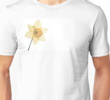 Daffodil Silhouette Unisex T-Shirt