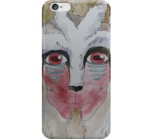 The Forest Spirit iPhone Case/Skin
