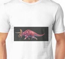 Triceratops Horridus Muscle Study (No labels) Unisex T-Shirt