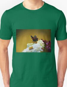 We are all butterflies. Earth is our chrysalis. Unisex T-Shirt