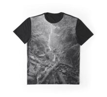 Cherokee Falls Graphic T-Shirt