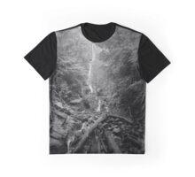 Cherokee Falls Graphic T-Shirt