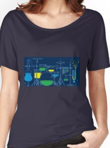 Chemical Band Women's Relaxed Fit T-Shirt