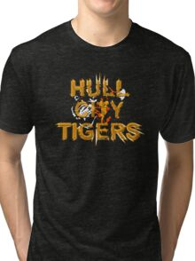 hull city 2016 Tiger vector Tri-blend T-Shirt