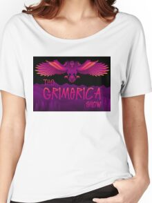 Grimerica Show Art by listener Caley C Women's Relaxed Fit T-Shirt