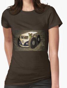 Vrogswagen Womens Fitted T-Shirt