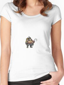 Roadhog Women's Fitted Scoop T-Shirt