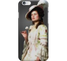 Portrait of a Young Girl (Nitro-9 not included) iPhone Case/Skin