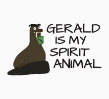 Gerald is my Spirit Animal One Piece - Short Sleeve