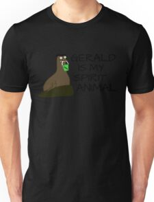 Gerald is my Spirit Animal Unisex T-Shirt